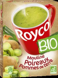 Royco - Gamme Les Bio - Mouliné Poireaux Pomme de terre
