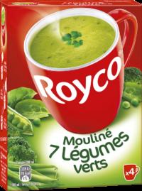 Royco - Gamme Les Classiques - Mouliné 7 Légumes verts
