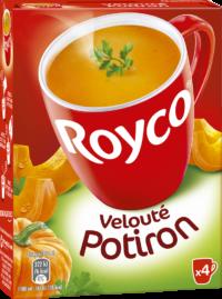 Royco - Gamme Les Classiques - Velouté Potiron