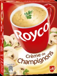 Royco - Gamme Les Crémeuses et spécialités - Crème de Champignons