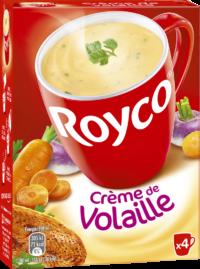 Royco - Gamme Les Crémeuses et spécialités - Crème de Volaille