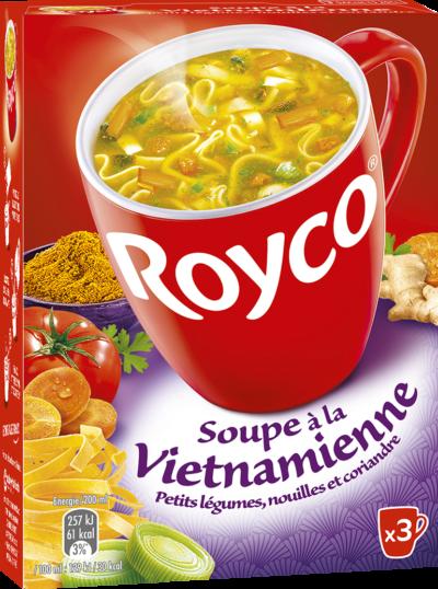 Royco - Gamme Les Exotiques - Soupe à la Vietnamienne