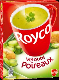 Royco - Gamme Les Classiques - Velouté Poireaux